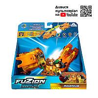 Ігровий набір машинок-трансформерів МАГНУС Fuzion Max 54002, фото 1