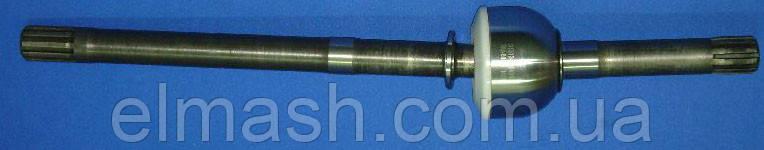 Шарнир кулака поворотного УАЗ-452 правый н/о короткий <ДК>