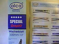 Дворник каркассный  ALCA  330  мм
