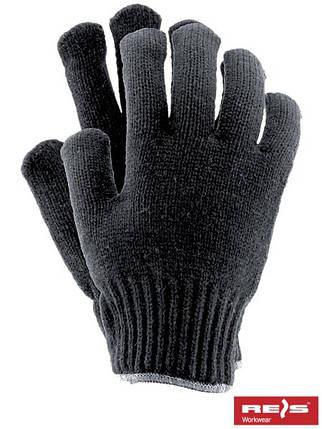 Защитные тиковые перчатки RDZO B, фото 2