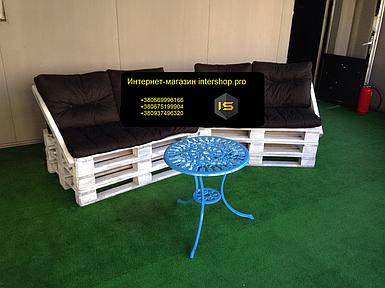Комплект подушок для меблів з піддонів з прошивкою Int