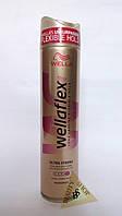 Лак для волос Wellaflex Ultra Strong (Суперсильная фиксация) 250 мл