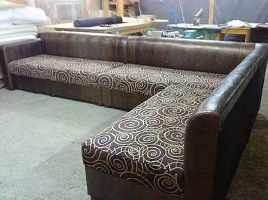 Офісний диван трансформер Східний стиль Int