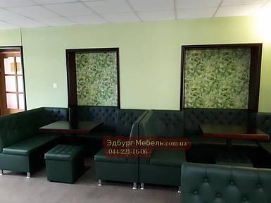 Диваны под стиль Честерфилд для кафе, ресторанов Int