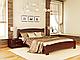 Кровать из дерева Венеция Люкс ( из массива ), фото 3