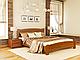 Кровать из дерева Венеция Люкс ( из массива ), фото 4