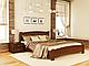Кровать из дерева Венеция Люкс ( из массива ), фото 7