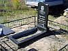 Памятник из гранита № 164
