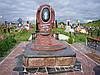 Пам'ятник з граніту № 166