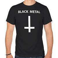 "Футболка ""Black metal"""