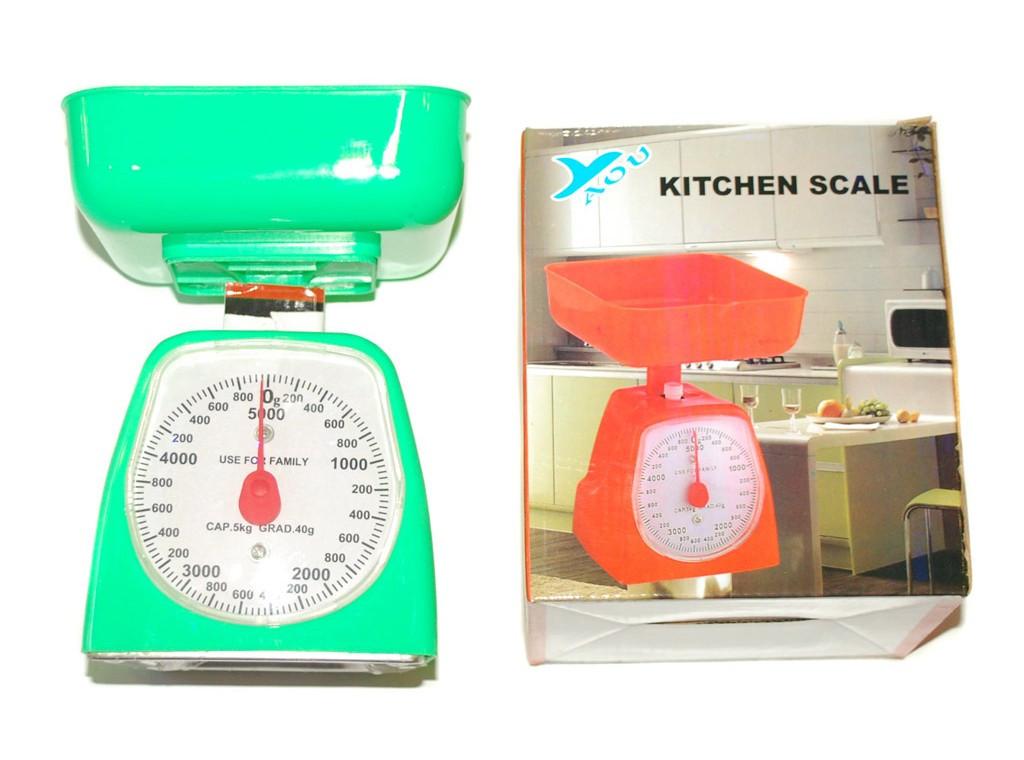 Ваги кухонні механічні