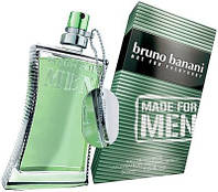 Духи мужские Bruno Banani Made for Men (Бруно Банани мейд фо мэн)