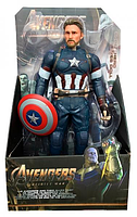 Игровая фигурка Капитан Америка, Marvel Супер-Герои, 34 см