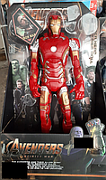 Игровая фигурка Железный Человек, Marvel Супер-Герои, 34 см