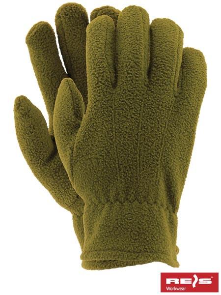 Перчатки защитные утепленные из флиса RPOLAREX O