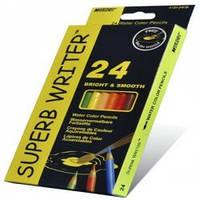 Карандаши цветные 24 цв. MARCO Superb Writer 4120-24СВ