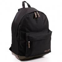 Рюкзак городской TM WALLABY (черный) 1351-18