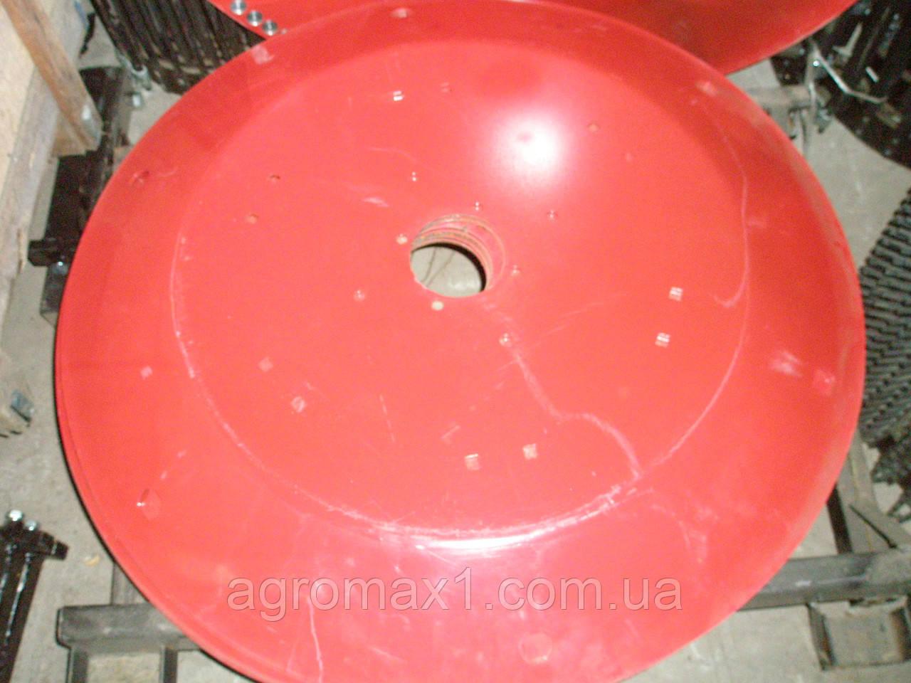 Тарелка рабочая верхняя 1.65 м для косилки роторной