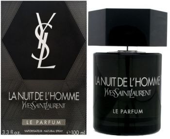 Духи мужские Yves Saint Laurent La Nuit de L`Homme Le Parfum ( Ив Сэн Лоран ля Нуит де ля хоум ле парфюм)