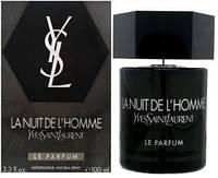 Духи мужские Yves Saint Laurent La Nuit de L`Homme Le Parfum ( Ив Сэн Лоран ля Нуит де ля хоум ле парфюм), фото 1