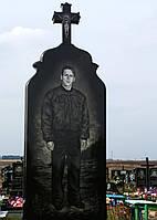 Памятник из гранита № 185