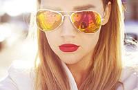 Выбор 2013 года - зеркальные солнцезащитные очки