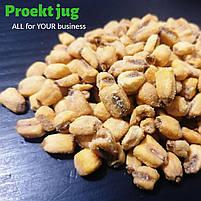 Кукурудза хрустка смажена солона Преміум (Іспанія) до пива (снек) 1 кг смаки:сир, барбекю, мед горчи, фото 4