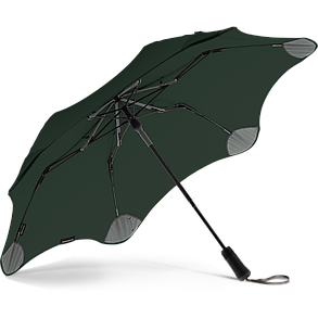 Зонт складной BLUNT Metro 2.0 зеленый, фото 2