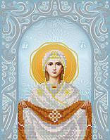 Покров Пресвятой Богородицы (серебро)