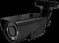 Видеокамера VLC-1192WFC CVI, 2Mp, уличная, цилиндрическая, с ИК-подсветкой до 60 м.