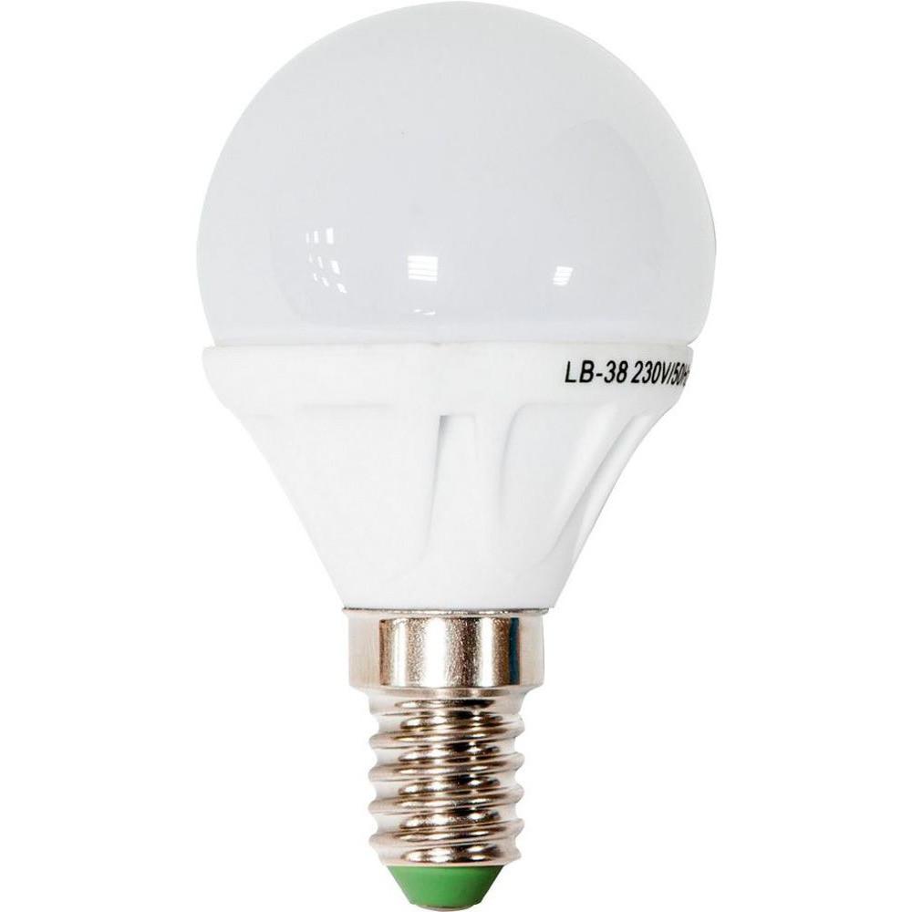 Светодиодная лампа LB-38 G45 230V 5W 420 Lm E27