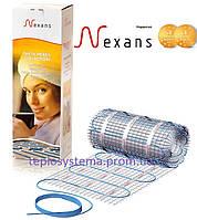 Теплый пол - Мат нагревательный NEXANS MILLIMAT 375 Вт - 2.5 м2, Норвегия
