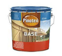 Грунтовка антисептик для дерева PINOTEX BASE 3л (Пинотекс База)