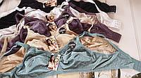 Шикарные полномерные бюстгальтеры Чашка Д «Узорный Гипюр».Женское нижнее белье (15150)