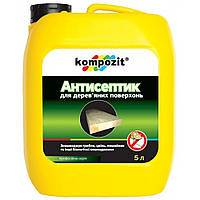 Антисептик для дерева Kompozit 5л