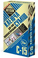 Клей для утеплителя Artisan C-15 (Артисан)