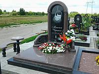 Памятник из гранита № 1071, фото 1