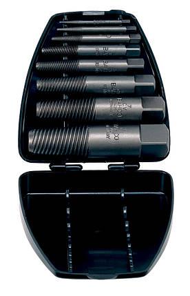 Екстрактори, Набір екстракторів для шпильок, Bahco, 1435/8, фото 2