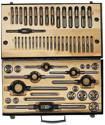 Экстракторы, Набор peзьбонарезного инструмента, дюймового, Bahco, 1460Z/2, фото 2