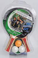 Набор ракеток для настольного тенниса Donic Top Team 400