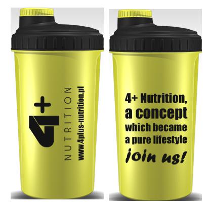 Шейкер 4+ Nutrition 700 ml, фото 2
