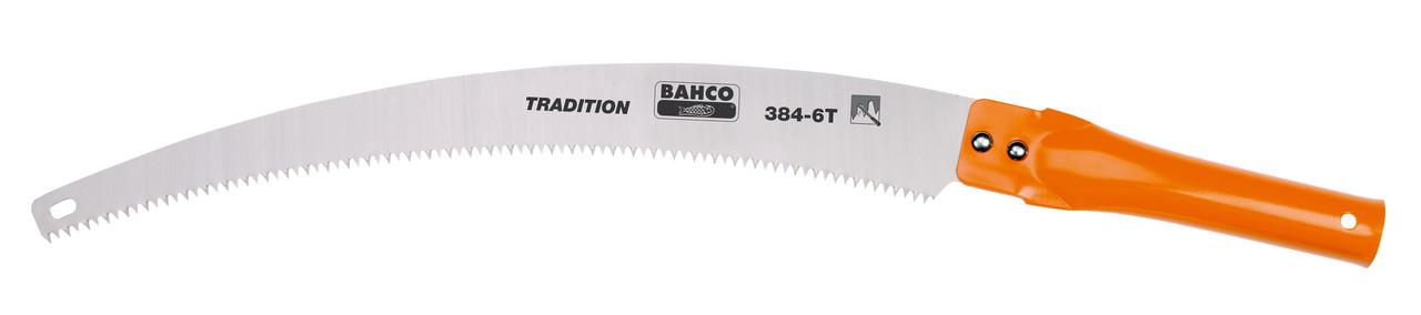 Обрезные пилы, Обрезная пила для использования с шестом диаметром 25 мм, Bahco, 384-6T
