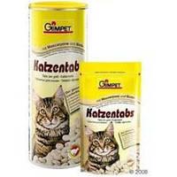 Gimpet Katzentabs-витамины для кошек со вкусом дичи 710 таб.