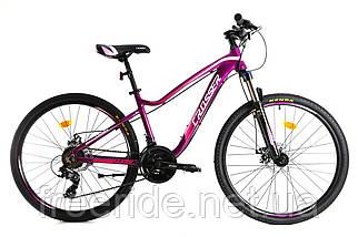 """Підлітковий Велосипед Crosser P-6-2 Mary 24"""" (13) фіолетовий"""