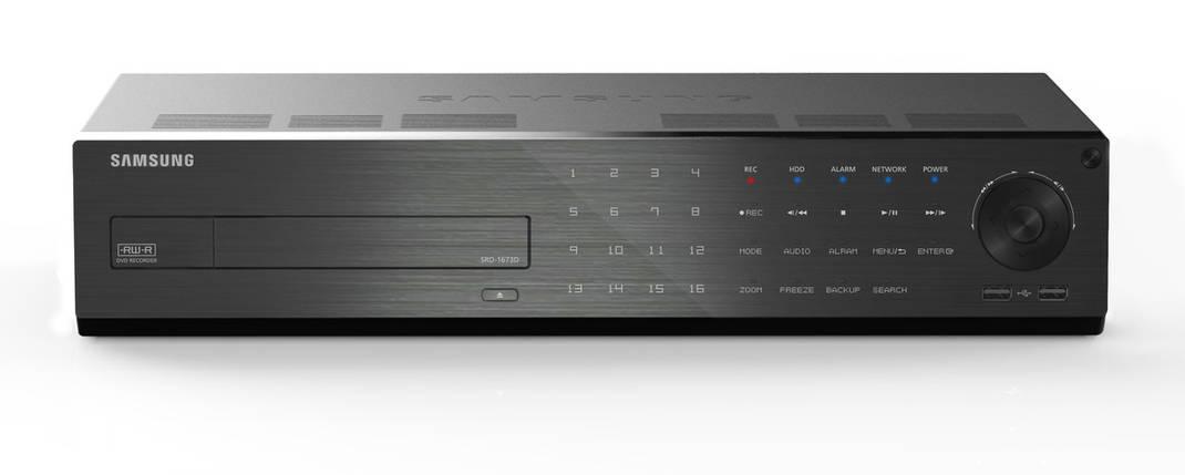Видеорегистратор DVR Samsung SRD-1653DP 1TB, фото 2