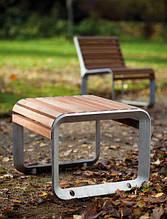 Вулична меблі з металу