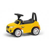 Детская машина толокар RR 2-005-Y желтая