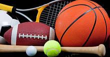 Обладнання для спортивних майданчиків