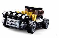 Конструктор SLUBAN M38-B0801 Машинка, 48 деталей (M38-B0801C)