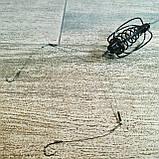 """Кормушка оснащённая """"АРБУЗ"""", вес 30 грамм , отводы (нержавейка), фото 2"""